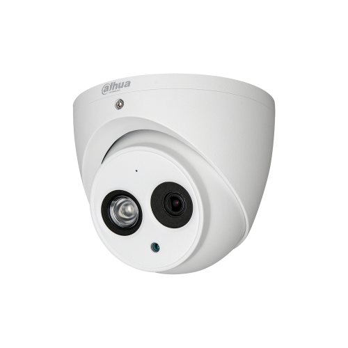 2 Megapiksel 1080P Waterproof IR Dome HD-CVI Kamera - SESLİ